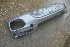 RGM Paraurti posteriore guardia Graffio Protettore Nero per BMW X6 E71 2008-2012 RBP127