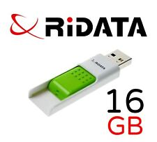 Ridata EZDRIVE Shift  16 GB USB 2.0 Flash Drive 16 GB