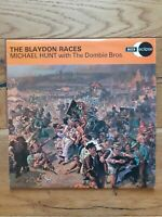 Michael Hunt With The Dombie Bros The Blaydon Races ECS 2037 Vinyl LP Album