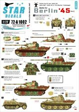 Star Decals 1/72 Battle For Berlin 1945 Part 2