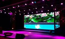 P5 LED Sign RGB Full Color Programmable Scrolling Indoor Message Board 320X160MM