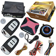 Car Remote Keyless Entry With Start Stop Engine Button Rfid Coil Built Remotes