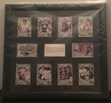 Wayne Gretzky Upper Deck Authenticated Framed Signed Auto Heroes /2800 Mint COA