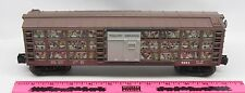 Lionel ~ 9221 Poultry Dispatch operating chicken car