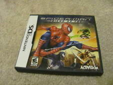Spider-Man: Friend or Foe (Nintendo DS, 2007) Complete Tested Working Authentic