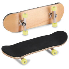 Wooden Skateboard Toys Finger Board Maple Tech Deck Toy Kids Gifts