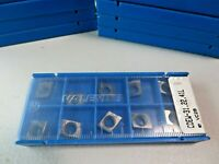 Valenite Carbide Inserts Qty10 CDEW-31.22.41L  VC28 FACTORY PACK OF 10 NEW