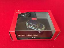 Coffret Auto-école Renault Clio 1.9 DCI 1/43 Norev