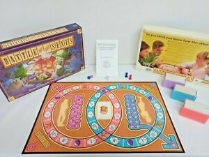 Battle of the Sexes Spears Game Vintage Retro 1990 Complete
