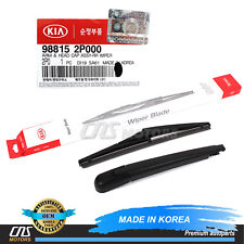 GENUINE REAR Wiper Arm & Blade for 2011-2017 Kia Rio Sorento OEM 988152P000