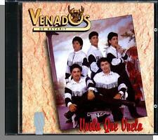 Venados de Nayarit - Vuela Que Vuela - New 1993, 11 Song, Spanish CD!