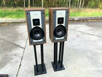 KEF SPEAKERS, KEF LAUTSPRECHER, KEF 303.3, KEF 3033, KEF SP3002, KEF, NO STANDS
