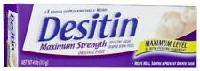 Diaper Rash Treatment Desitin Maximum Strength 4 oz. Tube Cream