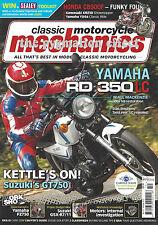 Yamaha RD350LC YDS6 Speed Triple CBR1000F KR250 Tandem Twin GT750J GSXR750F LC