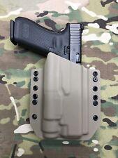 FDE Kydex Light Bearing Holster for Glock 34 35 Streamlight TLR1 TLR-1