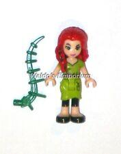 Lego DC Super Hero Girls MiniFigure, POISON IVY 41232, New.
