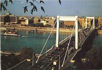 B30854 elisabeth bridge   budapest hungary