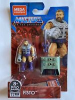 Fisto Masters Of The Universe Mega Construx 2020 Wave 2 Action Figure New in Box