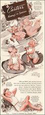 1948 vintage AD CARTER'S  cute Underwear  Cartoon art  for Kids 041017