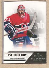 Patrick Roy 90 2010-11 Panini All Goalies