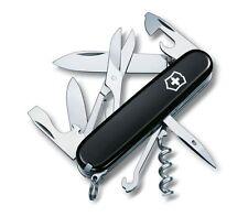 VICTORINOX CLIMBER BLACK - SWISS ARMY POCKET KNIFE - LENGTH: 91 MM - 14 TOOLS
