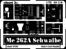 Eduard Zoom SS110 1/72 Revell Messerschmitt Me 262A Schwalbe
