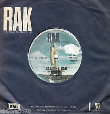 SUZI QUATRO Can The Can / Ain't You Something Honey 45