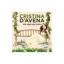 CRISTINA D'AVENA - # LE SIGLE PIU' BELLE - 2CD NUOVO SIGILLATO