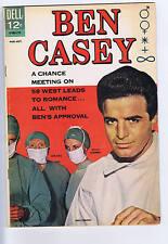 Ben Casey #7 Dell 1963