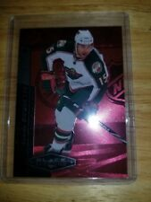 2010-11 Upper Deck Black Diamond Andrew Brunette #30 Red Parallel Single Diamond