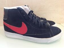 mens nike hi top suede trainers sneakers size 8