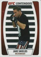 Jake Shields 2011 Topps UFC Title Shot UFC Contenders Card # CJS