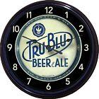 Tru Blu Northampton Brewing Co Northampton PA Beer Tray Wall Clock Ale Lager