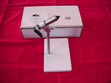 Peak Stationary Vise With Pedestal Fly Tying Made In USA GREAT NEW