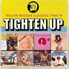Tighten Up: Trojan Reggae Classics 1968-74 by Tighten Up 1968-74 Trojan Reggae
