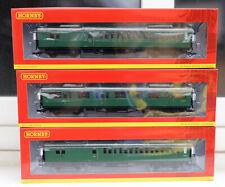 Hornby H0/00 3er Set Personenwagen UK England British Railways, NEU