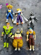 Six DragonBall Z? action figures