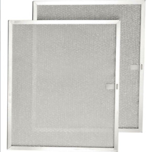 S99010302 Kenmore Aluminum Mesh Range Hood Filter Kit 99010302 2 Pack