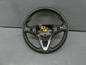 2016 Vauxhall Astra 5dr 1.6CDTI Drivers Steering Wheel - 39013590
