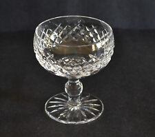 WATERFORD CRYSTAL - BOYNE PATTERN  CHAMPAGNE OR SHERBET GLASS