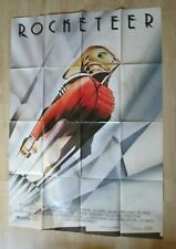 Filmplakat : Rocketeer ( Timothy Dalton , Jennifer Connelly ) DINA0