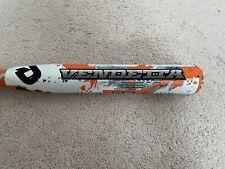 DeMarini Vendetta VCF12 Half & Half C6 Slowpitch Softball Bat 30/18 Orange Black