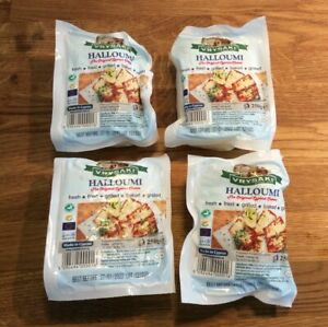 Cypriot Halloumi by Vrysaki 4x250g Best Before:27 JAN 22