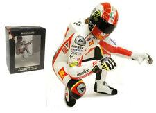 Minichamps MotoGP 2011 Marco Simoncelli Equitación 'colgando' figura 1/12 Escala