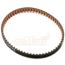 Serpent 5mm Low Friction 186T Rear Drive Belt 733 747 Nitro 1:10 RC Cars #804203