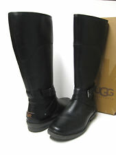 Ugg Evanna Women Tall Boots Black US 7 /UK5.5/EU38
