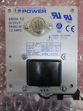 International Power IHB24-1.2 100,120,220,230/240V In To 24 Vdc At 1.2A Supply