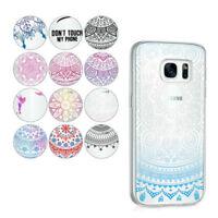 Hülle für Samsung Galaxy S7 Handyhülle Handy Case Cover Smartphone Backcover