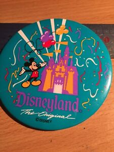 Badge Disneyland The Original