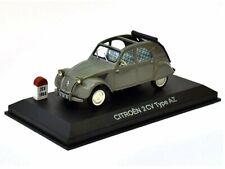 AZ de 1948-53 N 1:160 Miniature à peindre Citroën 2cv Type A